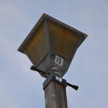Report Streetlight Problems