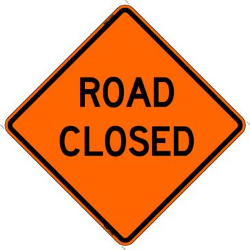 DoubleGate Street Closings