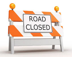 Street Closing Schedule – Updated on MONDAY 6/24/19